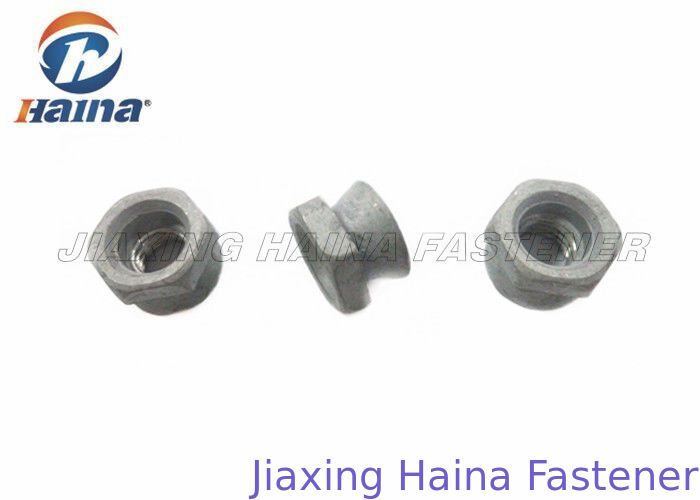 Security Shear Hex Head Nuts Breakaway Nuts Carbon Steel Hot Dip Galvanized M12
